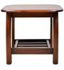 HomeTown Winstone Solidwood Side Table