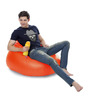 HumBug Bean Bag (Cover Only) XL size in Orange Colour  by Style Homez