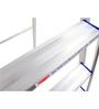 Idenver Aluminium 3 Step 5 FT Platform with Railing Ladder