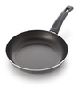 Illa Teflon Coated Non Stick Induction Friendly Frying Pan with Lid - 28 CM