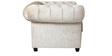Imperial Sofa Set (3+1) Seater in Velvet Beige Color by ARRA