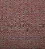 Imperial Knots Maroon Wool 72 x 48 Inch Rug