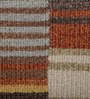 Imperial Knots Multicolour Wool 96 x 60 Inch Cut Pile Handknotted Carpet