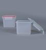 Incrizma Hi Lock Rectangular Container - 800 Ml - Set Of 6