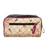 India Circus The World from My Window Faux Leather Travel Kit