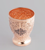 Indian Art Villa Handmade Copper 350 ML Glass