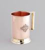 Indian Art Villa Handmade Copper 530 ML Mug
