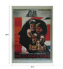 Indian Hippy Paper 30 x 40 Inch 1942: A Love Story Vintage Unframed Bollywood Poster