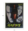 Indian Hippy Paper 30 x 40 Inch Gupt Vintage Unframed Bollywood Poster
