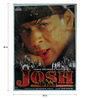 Indian Hippy Paper 30 x 40 Inch Josh Vintage Unframed Bollywood Poster