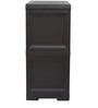 Infiniti Storage Cabinet in Brown Colour by Cello