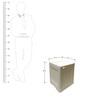Infiniti Storage Cabinet in Cream Colour by Cello