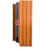 Iris Three Door Wardrobe in Maple Finish by Royal Oak
