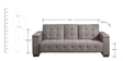 Jamen Three Seater Sofa in Grey Colour by Madesos
