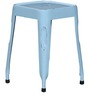 Erco Iron Stool in Accent Grey Colour by Bohemiana
