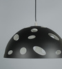 Jainsons Emporio Black & White Aluminium Pendant