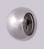 Jainsons Emporio Sphere Chrome Finish Wall Light