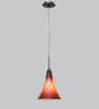 Jainsons Emporio Telome Abstract Red Metal Pendant Lamp