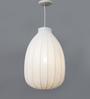 Jainsons Emporio White Acrylic Pendant