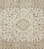 Jaipur Rugs Antique White & Beige Wool 60 x 96 Inch Area Rug