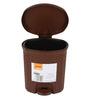 Jaypee Plus Big Brown 25.9 L Pedal Bin