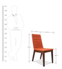 Jeffrey Six Seater Dining Set by Durian