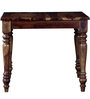 Grafton Four Seater Dining Table in Provincial Teak Finish by Amberville