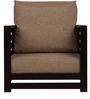 Jinjer One Seater Jute Sofa by ARRA
