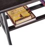 Joshua Coffee Table in Brown Colour by Durian