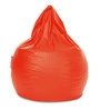 Jumbo SAC Bean Bag (Cover Only) Orange Color Colour  by Style Homez