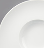 Kahla Magic Grip Diner White Porcelain Gourmet Plate