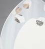 Kahla Magic Grip Leaf of Gold Diner Porcelain Large Platter
