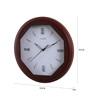 Kaiser Cola Wooden 13.2 Inch Round Wall Clock
