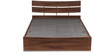 Kelly Queen Bed with Lifton Storage by Durian