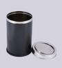 King International Black 10 L Dustbin