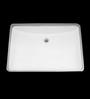 Kohler Ladena White Ceramic Wash Basin Lavatory