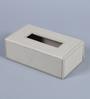 Kraftsmen PU Grey Tissue Paper Holder