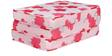 Kurlo Foldable Mattress in Pink Colour by Kurl-On