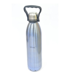 Lacuzini Stainless Steel 1800 ML Bottle With Handle