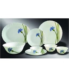 Laopala Diva Floral Pride Dinner Set - 35 Pcs