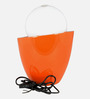 Lacasa Red Polyresin Led Light Indoor Water Fountain