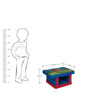 Large Kids Activity Table by Cutez