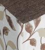 Laurel Fabric Pouffe by HomeTown