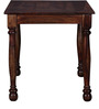 Arundel Four Seater Dining Table in Provincial Teak Finish by Amberville