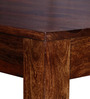 Raliegh Two Seater Dining Set in Provincial Teak Finish by Woodsworth