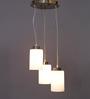LeArc Designer Lighting Antique Gold Mild Steel Pendant