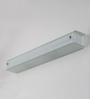 Learc Designer Lighting White Mild Steel Ml143 Bath Lights