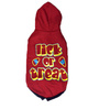 Lick or Treat Dog Hoodie, 14 size