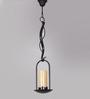 LightsPro Black Marble Hanging Lamp