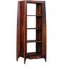 Dvina Book Shelf in Honey Oak Finish by Woodsworth
